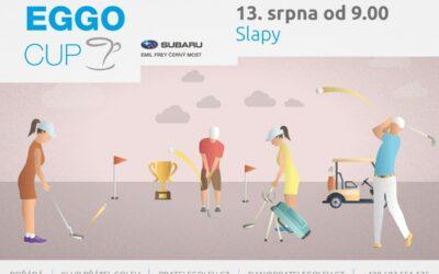 EGGO Cup 13. 8. opět na Slapech!