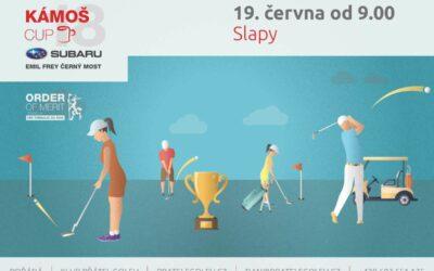 Turnaje Klubu přátel golfu u nás!